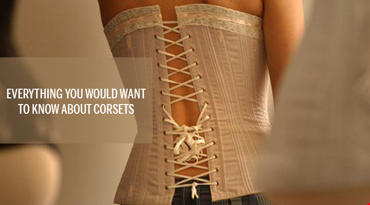 Sexy corsets online in India