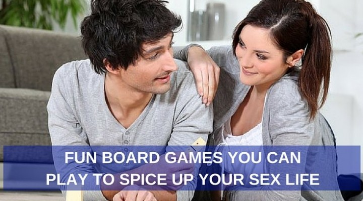3 NAUGHTY GAMES TO SPICE UP YOUR BEDROOM FUN